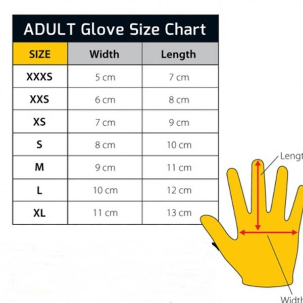 DRIRIDER APEX 2 MENS MOTORCYCLE WATERPROOF GLOVES - image ADULT_YOUTH_GLOVE_SIZING_CHART_Copy__73645.1433671141.1280.1280-600x600 on https://www.bargainbikebits.com.au