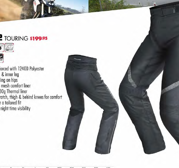 DRIDER BLIZZARD 2 MENS MOTORCYCLE WATERPROOF PANTS - image Blizzard_2_pants__88994.1470192053.1280.1280-600x562 on https://www.bargainbikebits.com.au