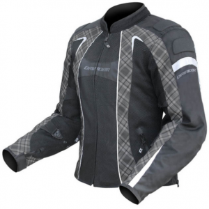 DRIRIDER AIRSTREAM LADIES MOTORCYCLE JACKET