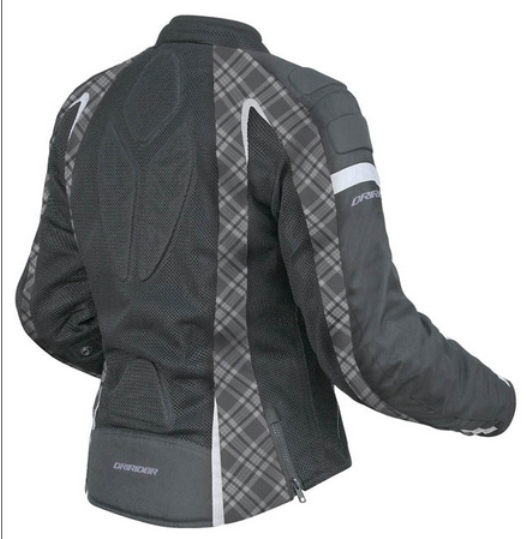 dririder ladies jacket airstream