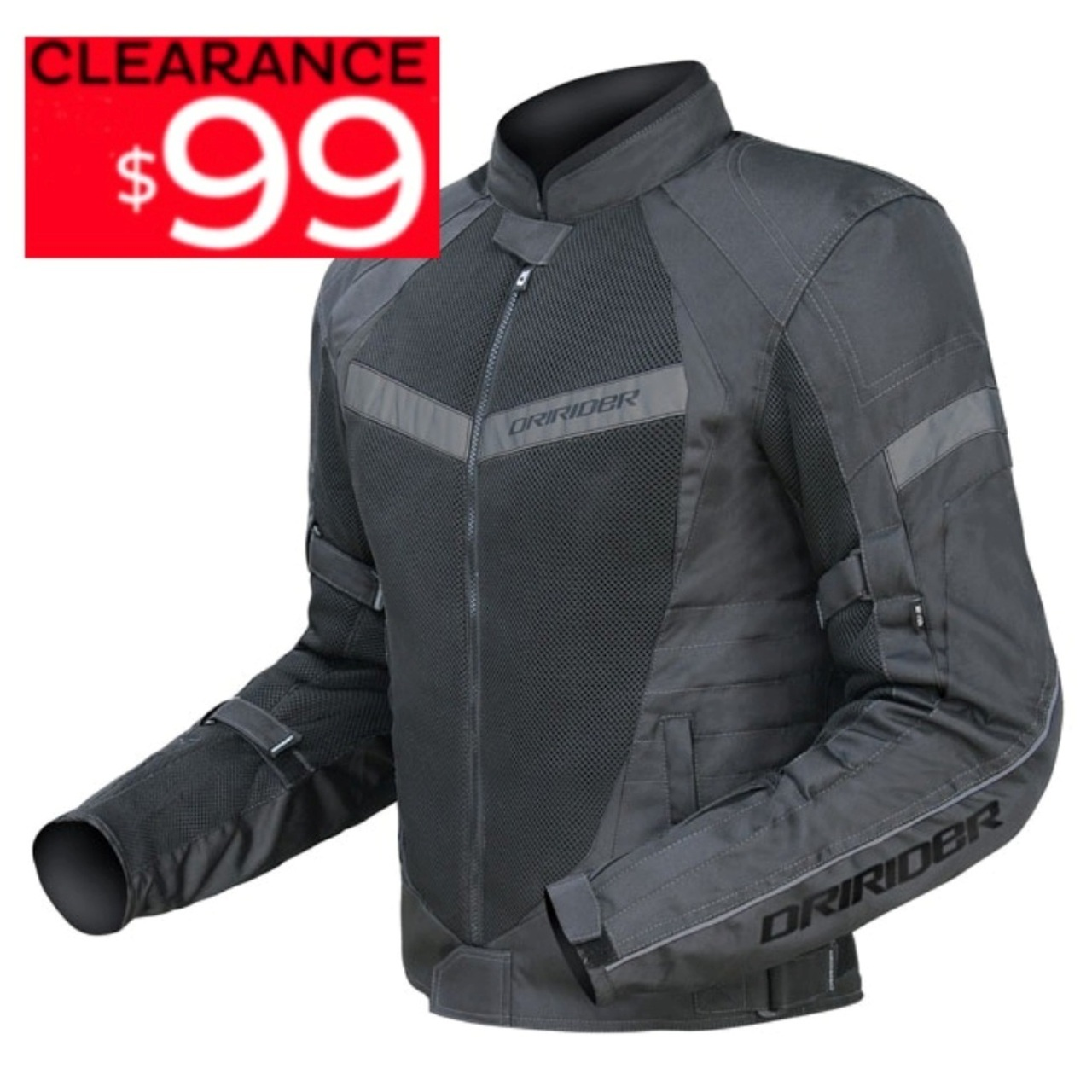 Vented Motorcycle Jackets: Protected and Cool in Summer