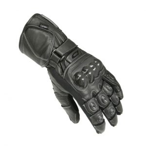 Dririder 'Rapid' Streetfighter Leather Motorcycle Gloves - image DRIRIDER-FEMALE-VELOCITY-MOTORCYCLE-GLOVES-1-300x300 on https://www.bargainbikebits.com.au