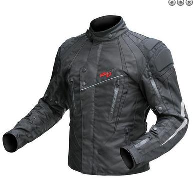 DRIRIDER REACTOR MOTORCYCLE TOURING JACKET (BLACK) - image DRIRIDER-REACTOR-MOTORCYCLE-TOURING-JACKET-BLACK-1 on https://www.bargainbikebits.com.au