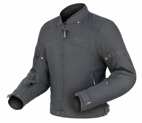 MOTORCYCLE CASUAL LOOK ARMOURED JACKET