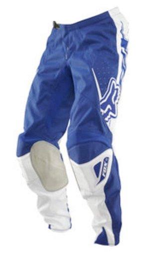 FOX MOTOCROSS PANTS, YAMAHA BLUE (SIZE #30) - image FX04252002__95861.1379232139.386.513 on https://www.bargainbikebits.com.au