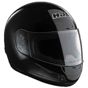 HJC CS12N MOTORCYCLE ROAD HELMET GLOSS BLACK