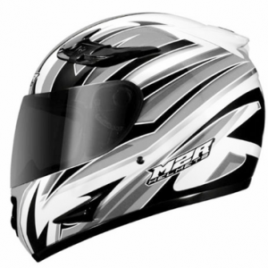 DRIRIDER D-SPORT SYMMETRY MOTORCYCLE HELMET  (gloss black) - image M2R-CORSA-M2-MOTORCYCLE-HELMET-SILVER-300x300 on https://www.bargainbikebits.com.au