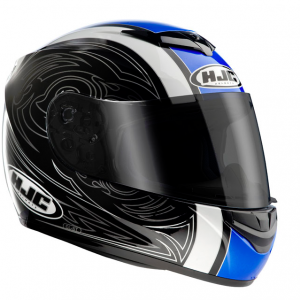 M2R GUARDIAN CS-R2 MOTORCYCLE HELMET YAMAHA BLUE