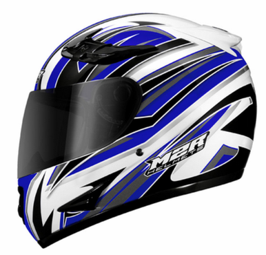 M2R CORSA M2 MOTORCYCLE HELMET (YAMAHA BLUE) - image M2R_CORSA__07640.1475395333.386.513 on https://www.bargainbikebits.com.au