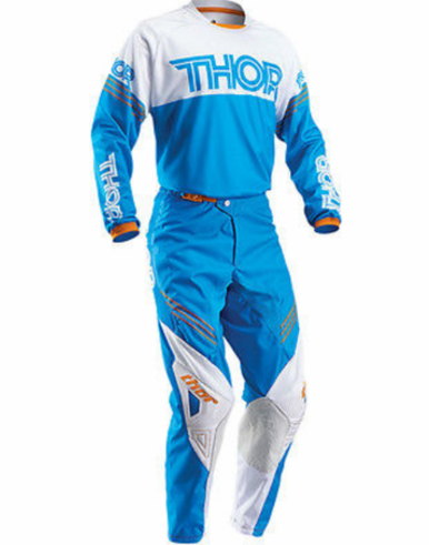 THOR S16 PHASE MOTOCROSS PANTS & JERSEY COMBO BLUE/WHITE/ KTM ORANGE - image THOR-S16-PHASE-MOTOCROSS-PANTS-JERSEY-COMBO-2016-BLUE-full on https://www.bargainbikebits.com.au