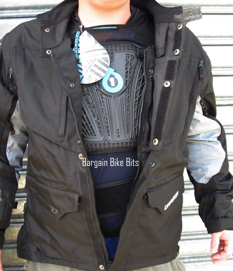 DRIRIDER RALLYCROSS ENDURO MOTOCROSS JACKET, NEW STYLE! - image dririder_ENDURO_open_with_armour__04390.1369137434.1280.1280-768x894 on https://www.bargainbikebits.com.au