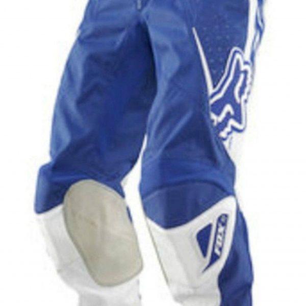 FOX MOTOCROSS PANTS, YAMAHA BLUE (SIZE #30) - image fox-180-blue-pants-2010-600x600 on https://www.bargainbikebits.com.au