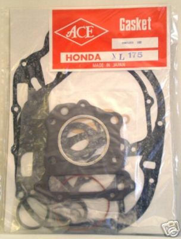 HONDA XL175 COMPLETE GASKET SET NOS - image xl175__59410.1361887084.1280.1280 on https://www.bargainbikebits.com.au