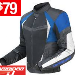 DRIDER Explorer waterproof motorcycle pants - image air-ride-2-blue-300x300 on https://www.bargainbikebits.com.au