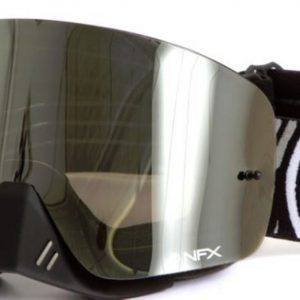 Chronic frameless motocross goggles