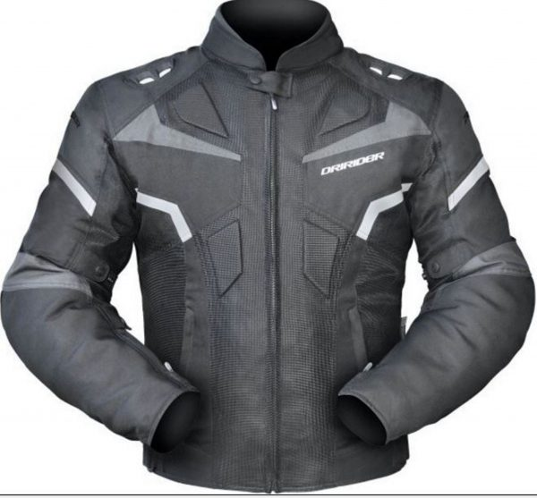 Dririder Motorcycle grey jacket
