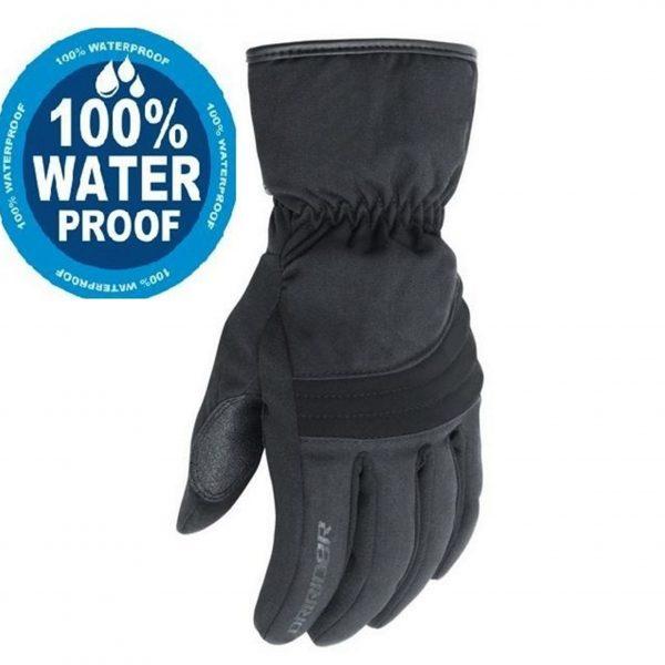 Dririder Tour Rain Waterproof Motorcycle Gloves - image Tour-Rain-600x600 on https://www.bargainbikebits.com.au