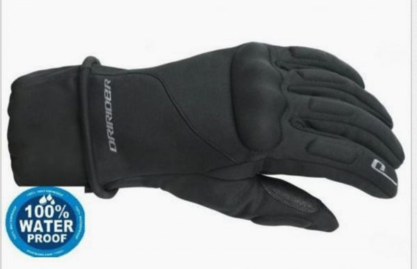 Dririder Core Waterproof Motorcycle Gloves - image core-no.-3-600x387 on https://www.bargainbikebits.com.au