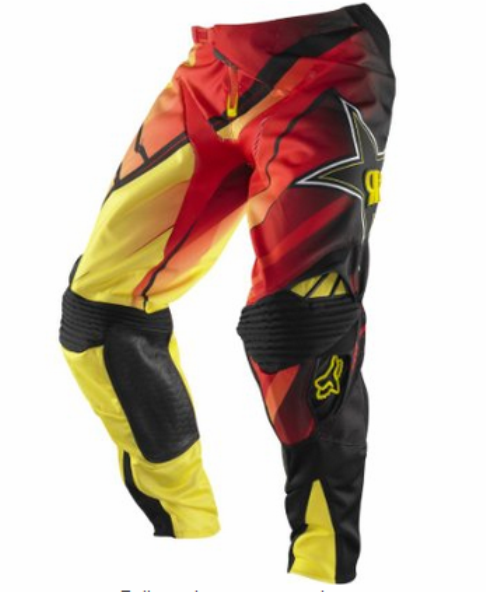 Fox rockstar Motocross Pants