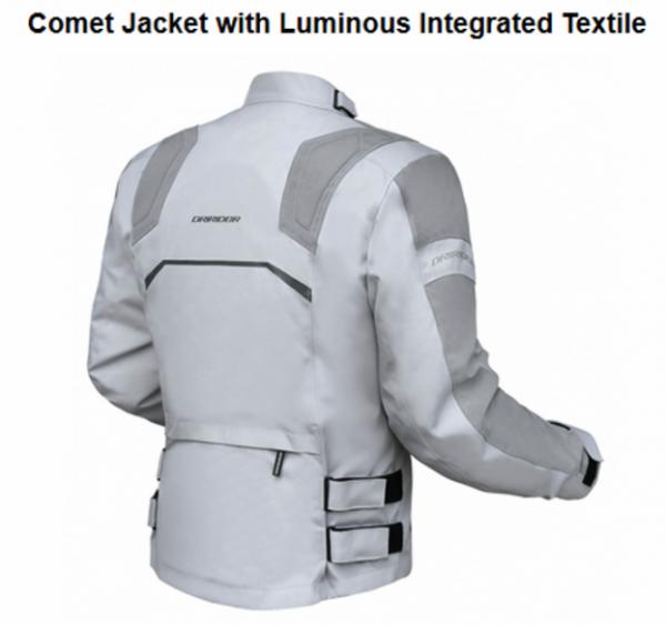 Comet xenon motorcycle jacket