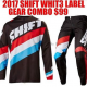 SHIFT Whit 3 Tarmac Youth/ Kids Motocross Pants & Jersey Combo Blue - image 5-80x80 on https://www.bargainbikebits.com.au