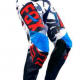 SHIFT Whit 3 Tarmac Youth Kids Motocross Pants & Jersey Combo Black/blue/red - image 6-80x80 on https://www.bargainbikebits.com.au
