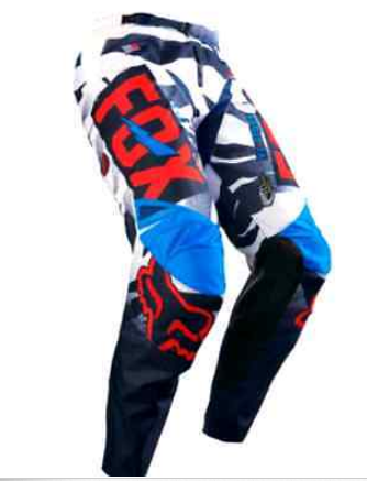 Fox VICIOUS Youth Pants MX blue
