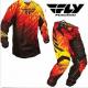 Fly Racing Trifecta Mesh Flo Motocross Pants & Jersey
