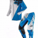Fox jersey and pants yamaha blue