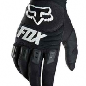 Fox dirtpaw Motocross gloves black