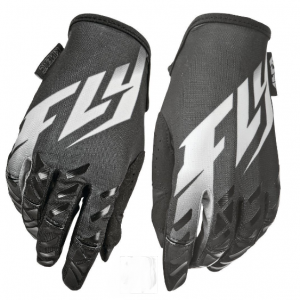 fly kinetic gloves black