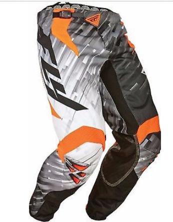 Fly Racing Kinetic Glitch Motocross Pants & Jersey