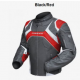 speed motorcycle jacket red