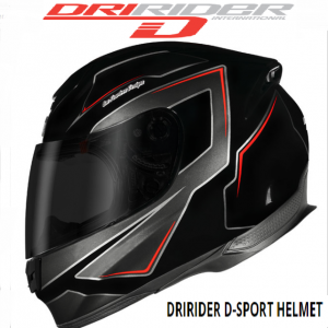 HJC CL16 'VOLTAGE' MOTORCYCLE HELMET (RED/BLACK) WITH FREE PINLOCK ANTI-FOG INSERT - image GLOSS-USE-300x300 on https://www.bargainbikebits.com.au