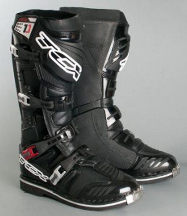 TCX PRO 1.1 Motocross Dirt Bike Boots black
