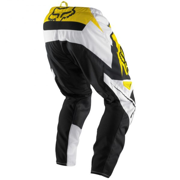 FOX 180 Motocross off road pants Yellow