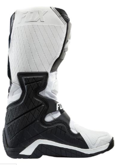 FOX COMP 8 Motocross Boots (black/white)