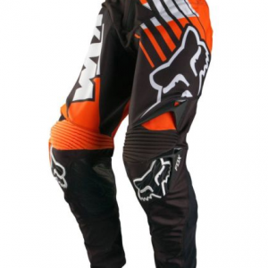 FOX 360 Motocross MX Enduro Pants KTM Orange