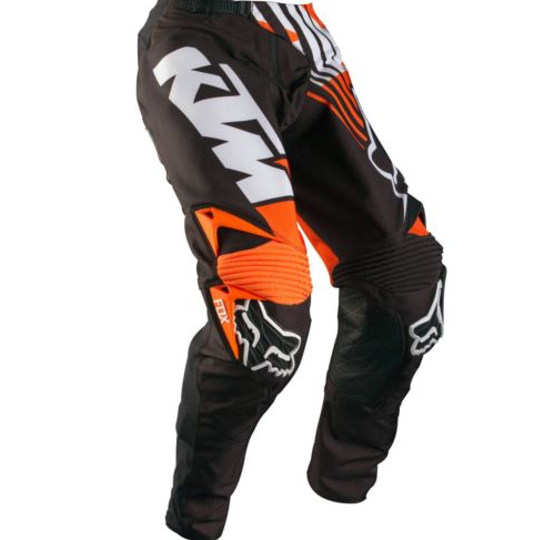 KTM PANTS black with orange