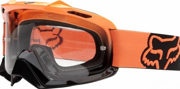 Motocross Dirt Bike goggles Orange