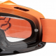 Motocross Dirt Bike goggles Orange