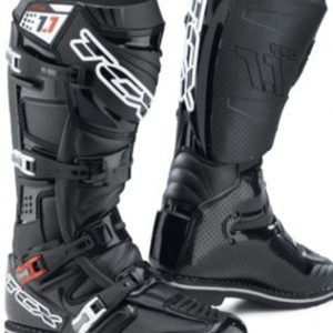 Motocross Dirt Bike Boots black