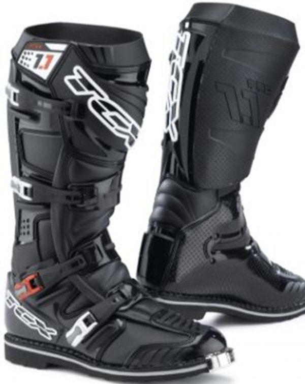 Motocross Dirt Bike Boots black