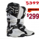 Sale FOX COMP 8 Motocross Boots (black/white)