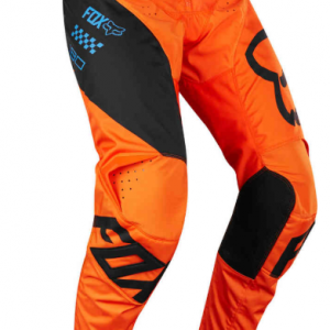 Fox 180 Masters Motocross Pants (KTM Orange)