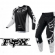 Motocross Pants & Jersey Combo Set (black/white)