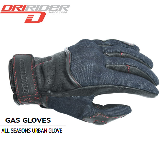 Dririder Motorcycle Gas Gloves