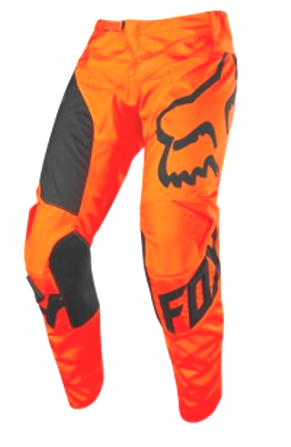 MASTERS Motocross Pants (KTM Orange)