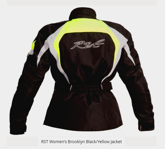RST Brooklyn Ladies Motorcycle Jacket
