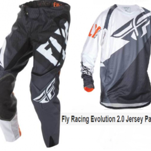 Fly Evo 2.0 Motocross Pants & Jersey Combo Set (blue/yellow/white) - image blk-9-300x300 on https://www.bargainbikebits.com.au